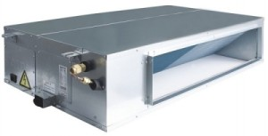 Внутренний блок Gree GMV канального типа тонкий с ТРВ и с помпой