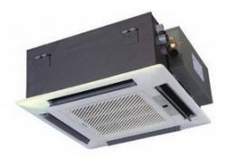 Внутренний блок Gree GMV кассетного типа  4-х поточный ЕВРО с выносным ТРВ