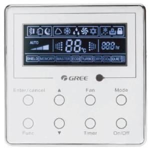 Пульт Gree ZX60451, XK02