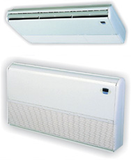 Внутренний блок напольно-потолочного типа